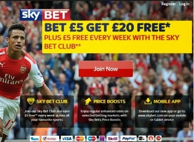 Key Information For UK Punters To Know When Joining SkyBet