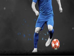 Soccer Spinner at Bet365
