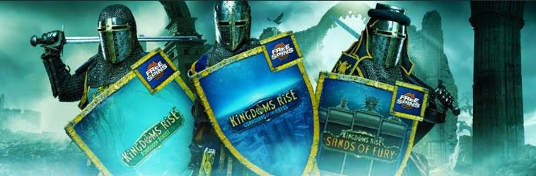 Play Kingdoms Rise On the Bet365 Casino